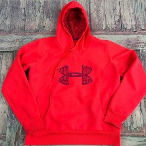 Under Armour Storm1 Women's Bright Pink Hoodie